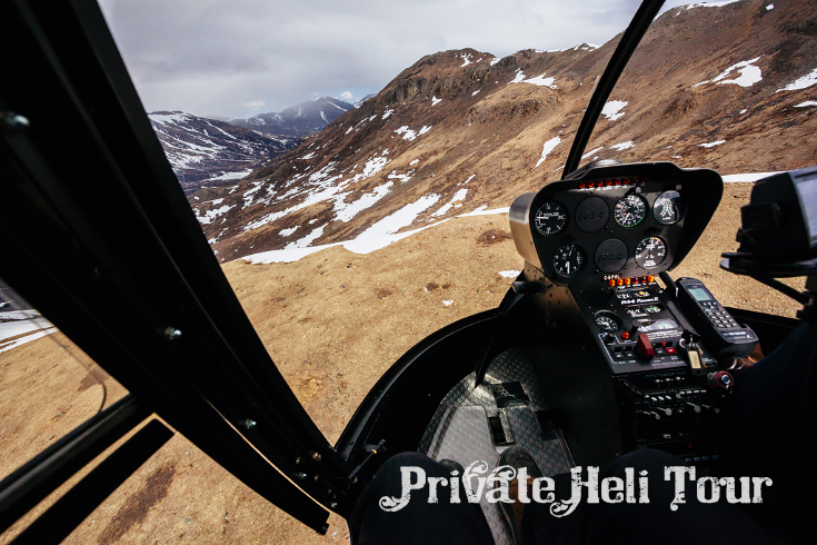 Private Heli Tour